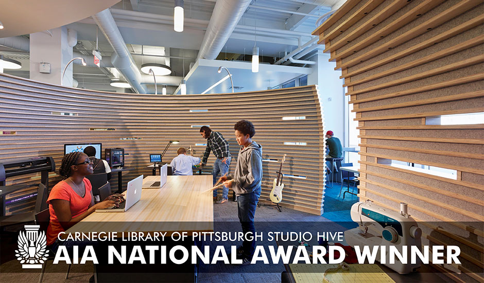 PA Architects Snag 2 of 9 AIA National Small Projects Awards AIA