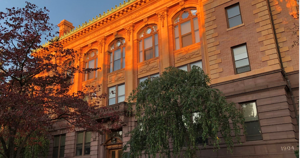 Architect's extravagant 1905 Stevens School is a lesson in forecasting the future