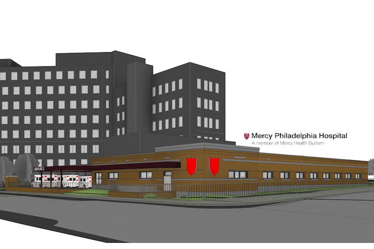 Mercy Philadelphia Hospital embarks on $15 million ER expansion