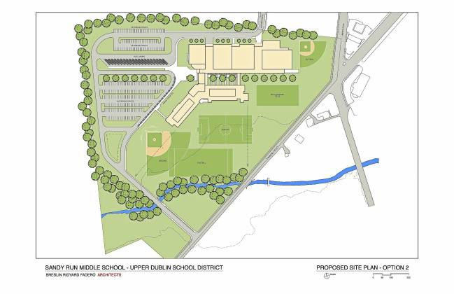 Upper Dublin School Board evaluates architects for Sandy Run project