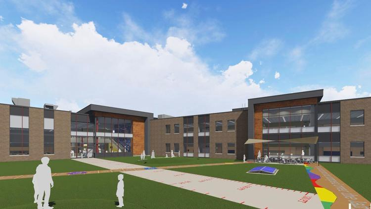 Parkland awards $26.9 million in contracts for new elementary in Upper Macungie