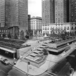 50 Year Timeless Award | The Alcoa Building & Mellon Square Park