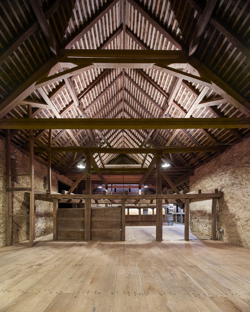 Ha'Penny Barns Restoration