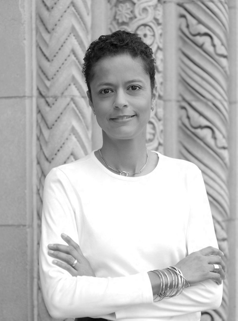 Dominique M. Hawkins FAIA, NCARB, LEED AP