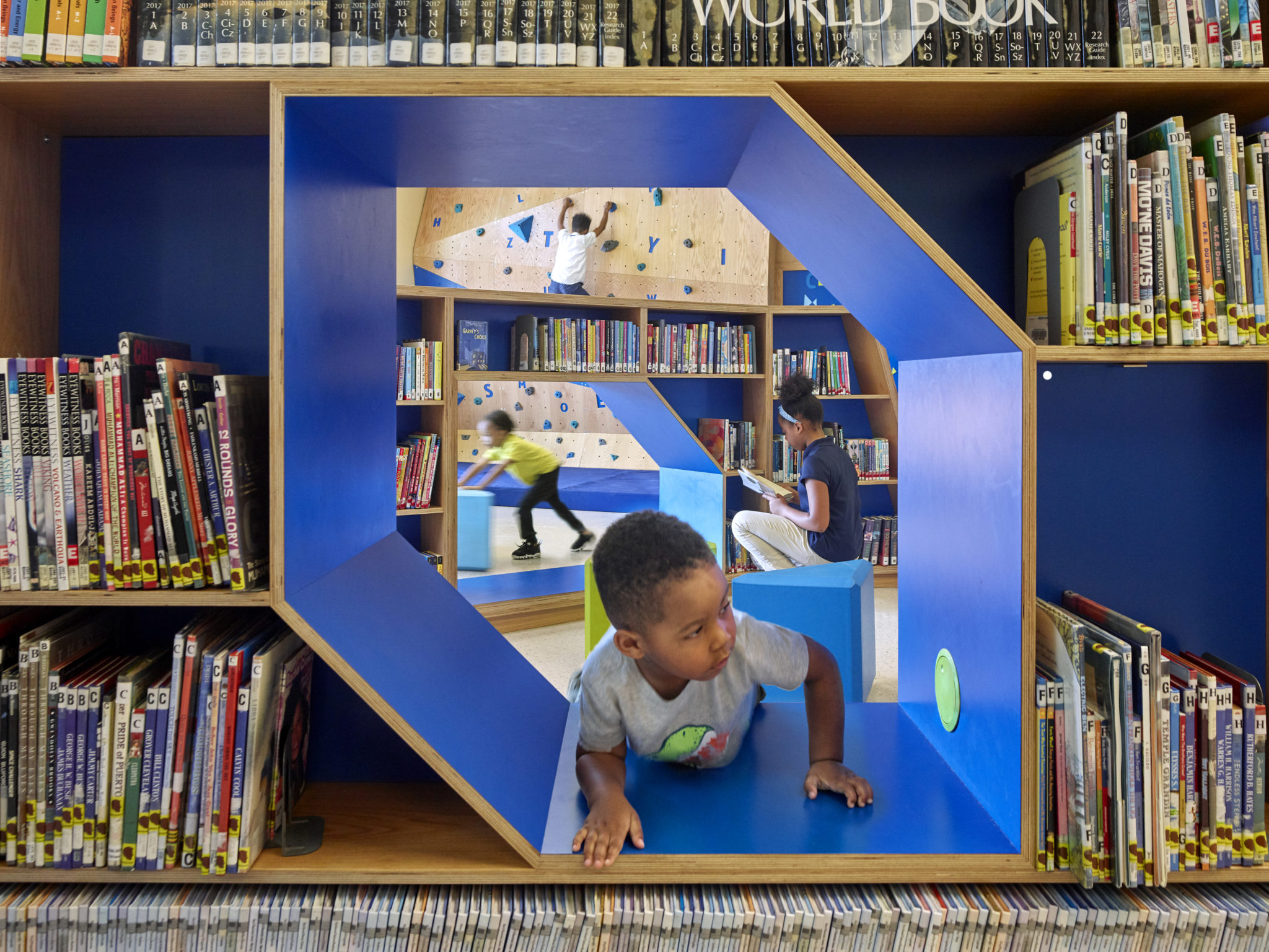 Library Playspaces