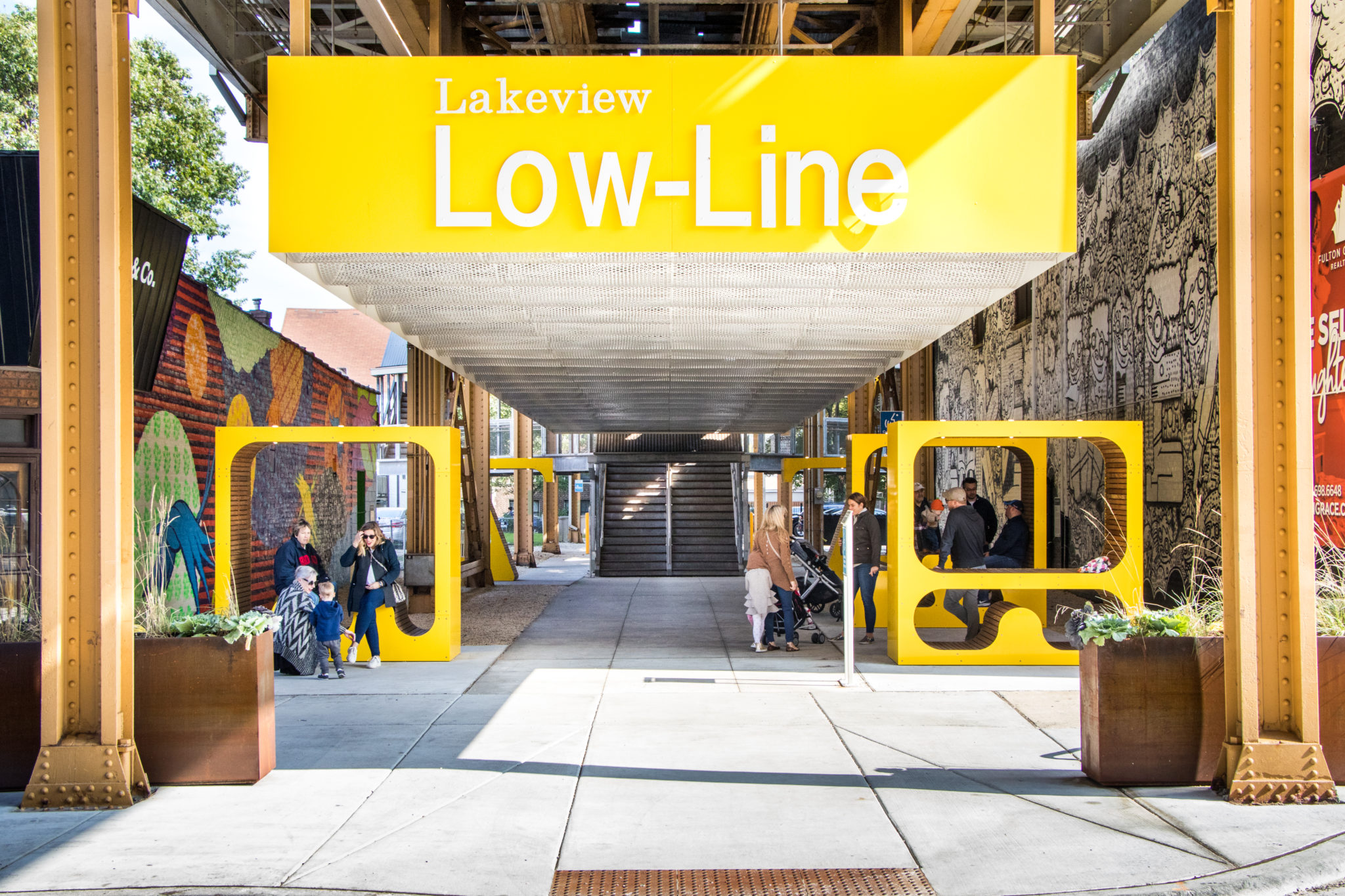 Lakeview Low Line Phase 1