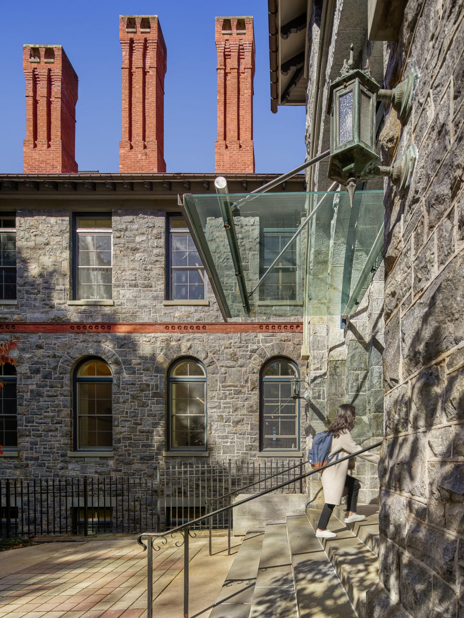 A Catalyst for Renewal: Chandler Ullmann Hall, Lehigh University