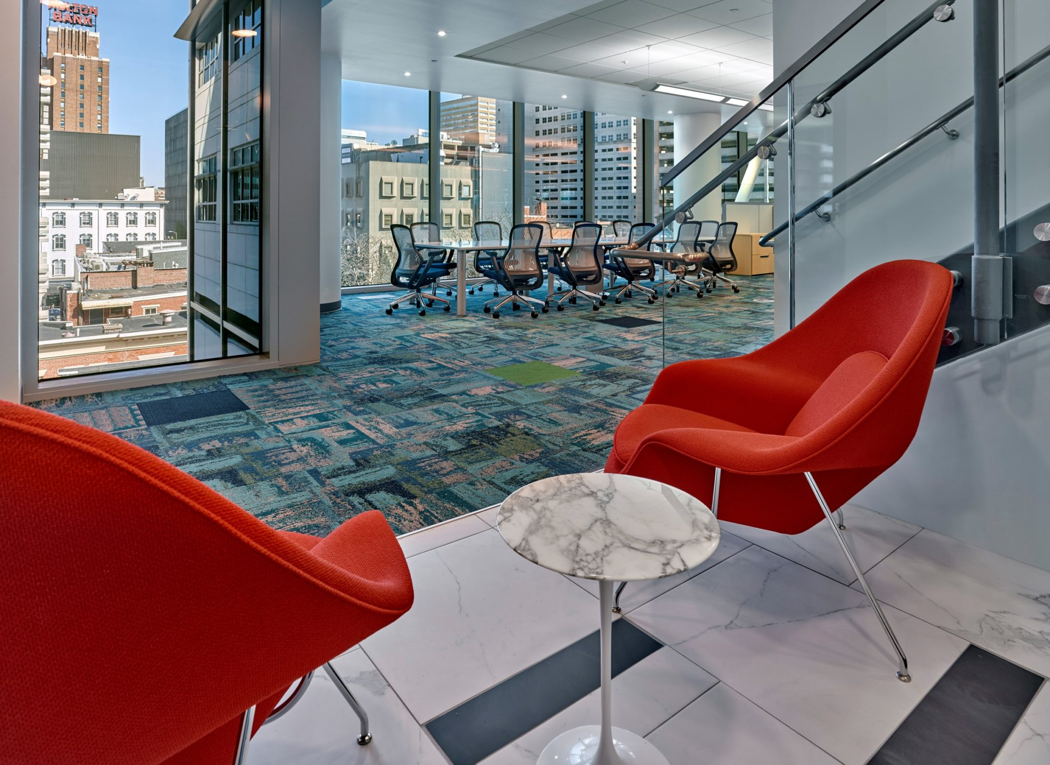 High Performance Urban Office Addition and Historical Retrofit