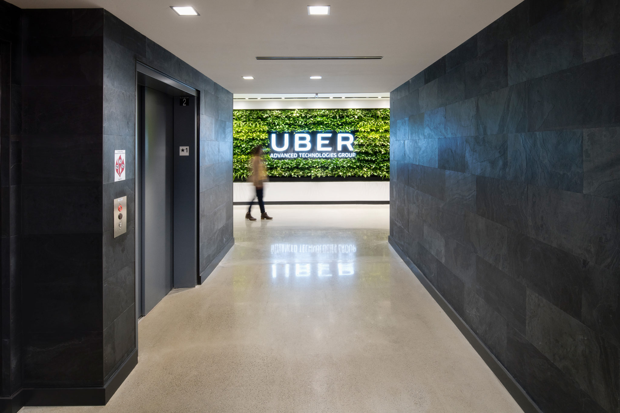 UBER Advanced Technology Group